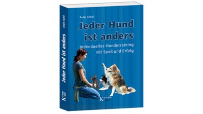 Hundebuch - Jeder Hund ist anders